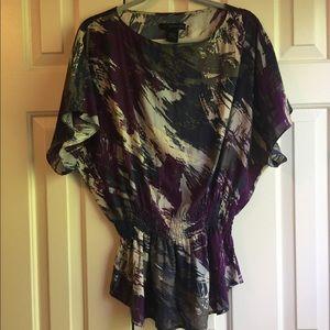 Calvin Klein  blouse Sz L